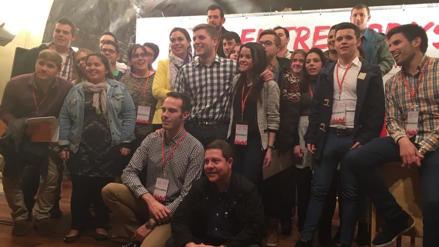 Congreso extraordinario de Juventudes Socialistas de Castilla-La Mancha
