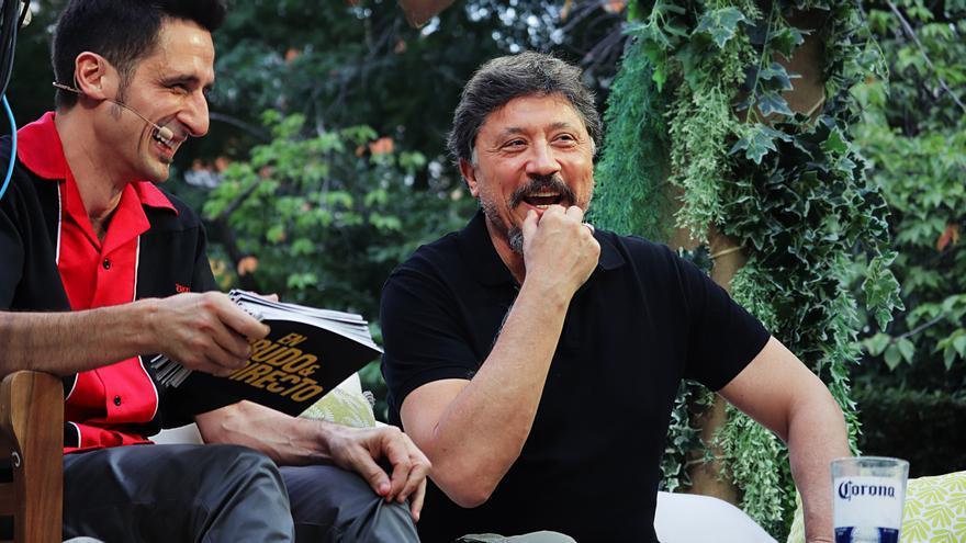 Carlos Bardem en Carne Cruda - Álvaro Vega Gómez