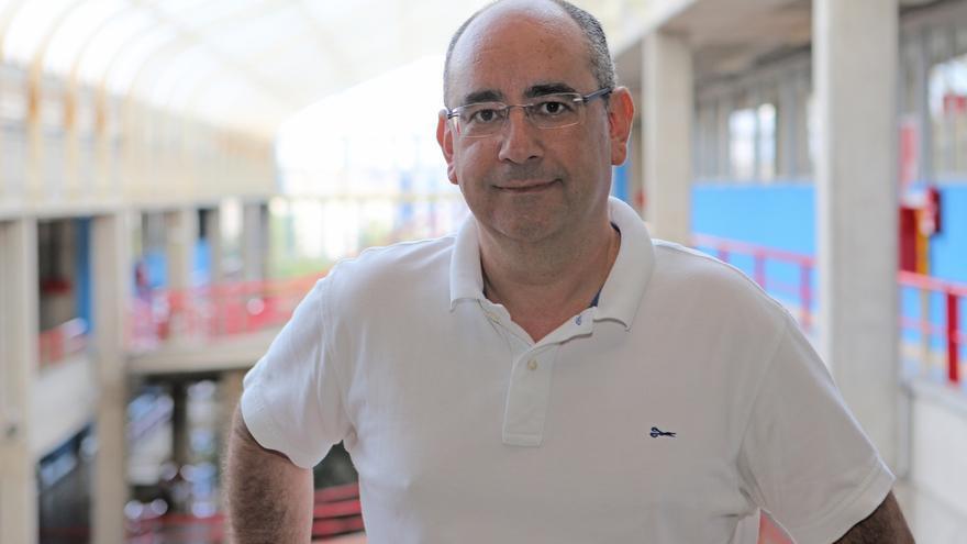 Eduardo Galván, candidato a rector de la Universidad de Las Palmas de Gran Canaria