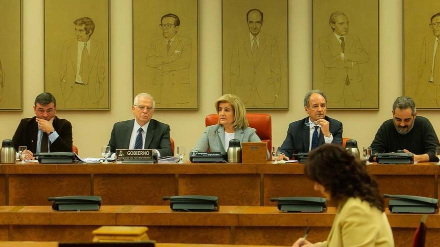 Borrell confía en que los independentistas vean el proyecto de PGE antes de decidir si lo rechaza
