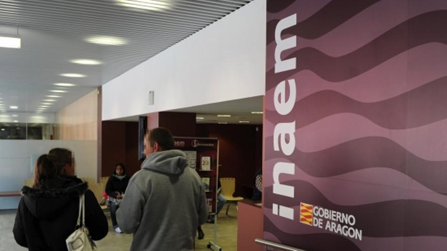 Empleo en Aragón