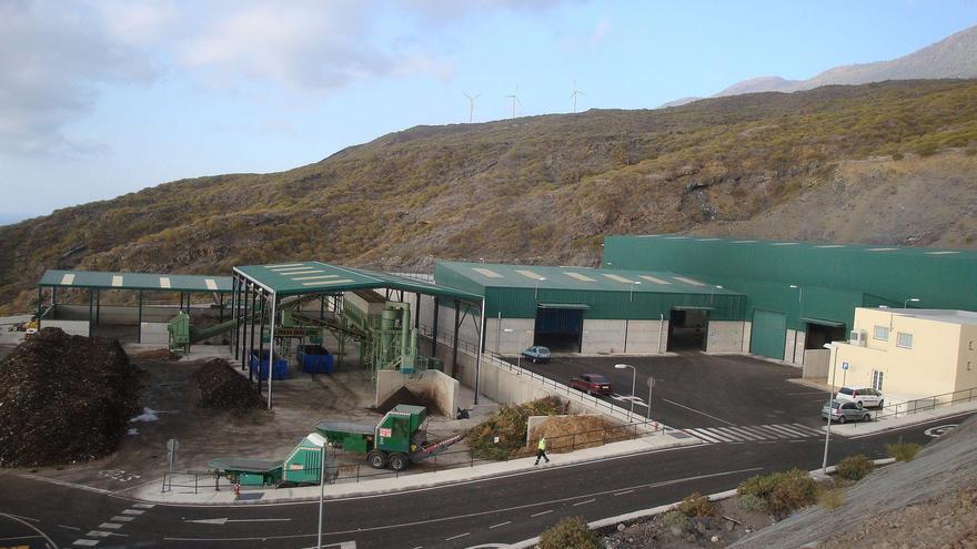 Complejo Medioambiental  de Tratamiento de Residuos de Los Morenos.