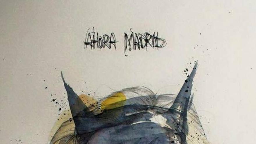 Manuela Carmena, Catwoman, por el ilustrador Javi Txuela