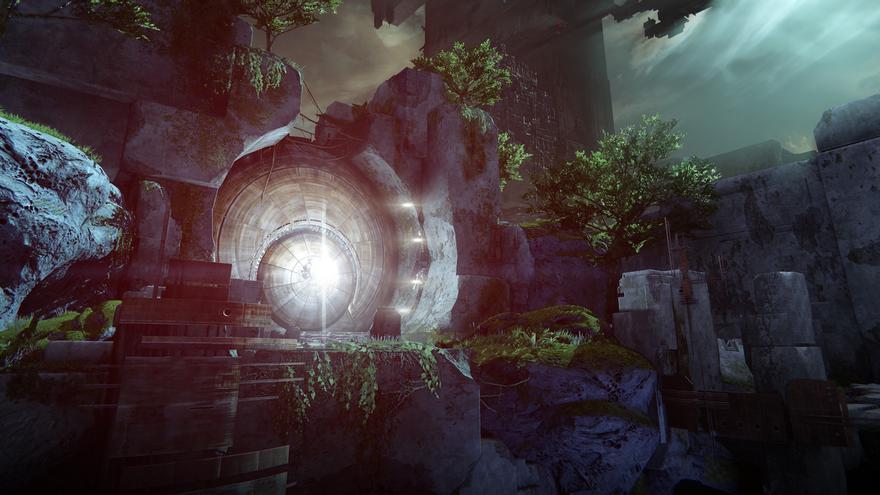 Destiny La Bóveda de Cristal