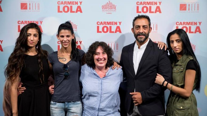 """""""Carmen y Lola"""" rompe tabúes: el primer amor entre mujeres gitanas"""