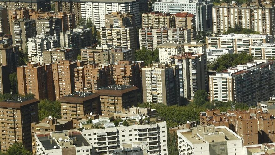 El precio de la vivienda crece un 1,9% en marzo, con un repunte del 5,8% en las ventas, según notarios