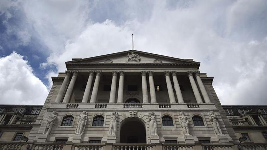 El Banco de Inglaterra incluye bonos de Telefónica en la lista de potenciales compras
