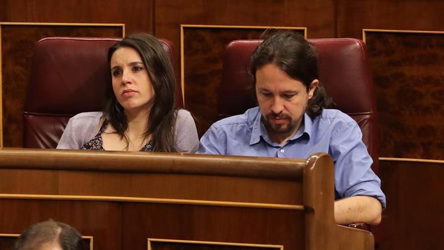 Los hijos de Pablo Iglesias e Irene Montero reciben el alta médica