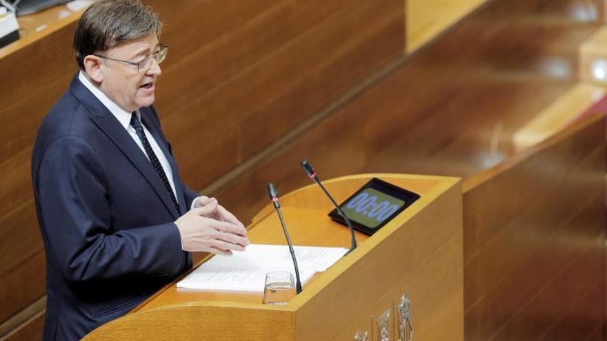 """Puig ofrece un proyecto de progreso y defiende que """"pactar no es traicionar"""""""