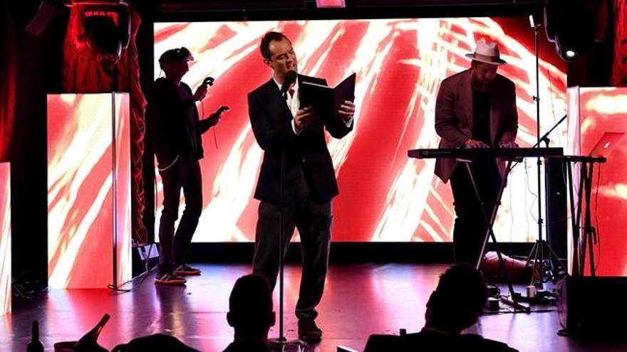 Jude Law, en su performance en Londres