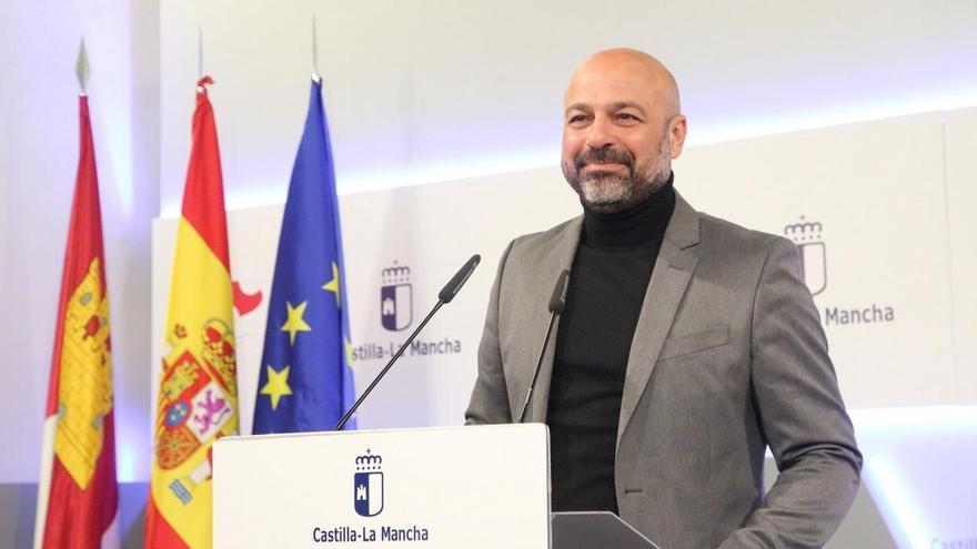 """García Molina entraría de nuevo en el Gobierno de Castilla-La Mancha: """"Por mi parte sí"""""""
