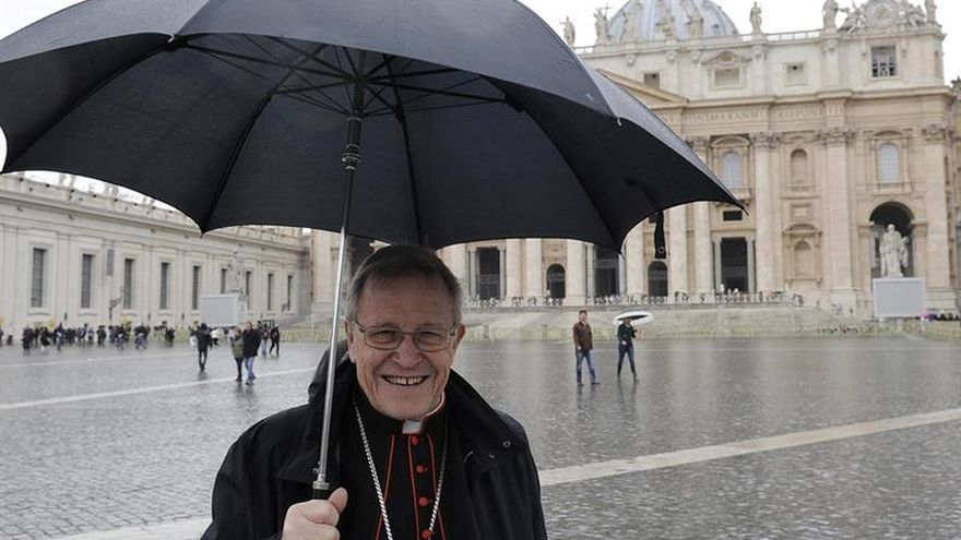 Las divisiones frenarán la ordenación de diaconisas, según el cardenal Kasper