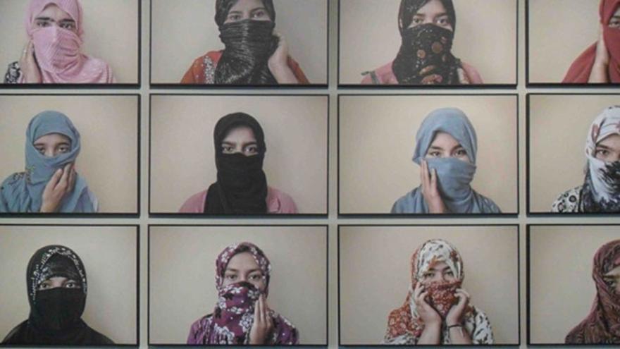 Gervasio Sánchez presenta en La Nau una serie de instantáneas que reflejan la sociedad en Afganistán