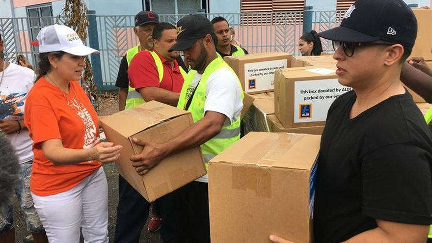 Daddy Yankee se suma a la campaña de recaudación de 1,5 millones de dólares para Puerto Rico