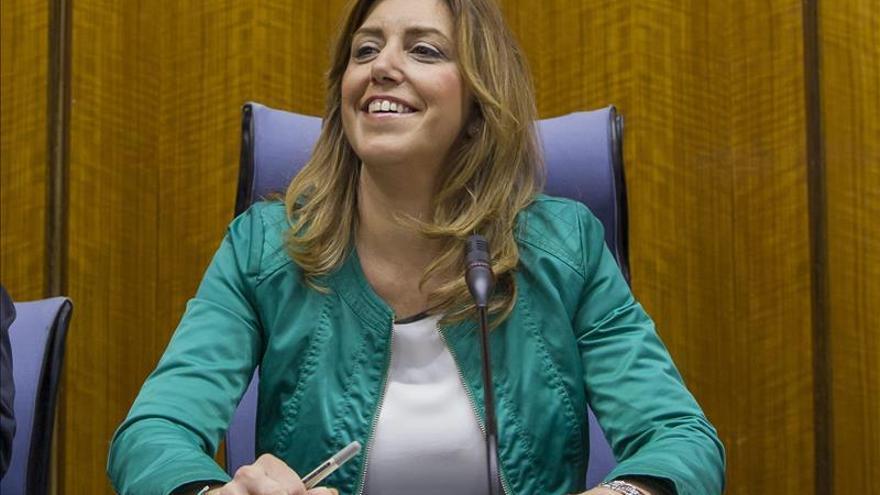 Madina anima al PSOE a permitir el voto y respetará lo que Susana Díaz decida