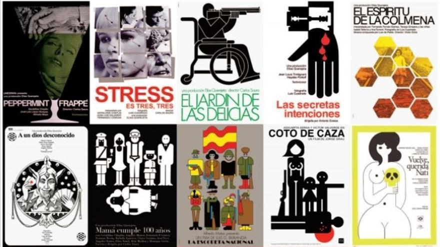 Exposición de carteles de cine en Cuenca