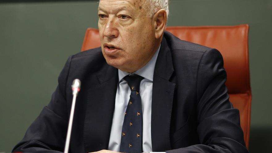 """Margallo: """"Está bien manifestarse pero a veces las operaciones militares son necesarias, y ésta es una de ellas"""""""
