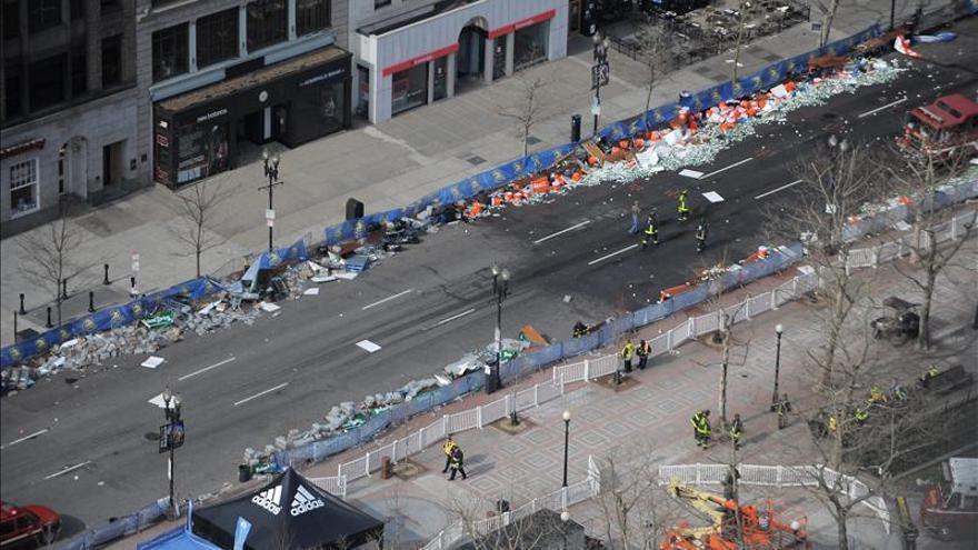 Libertad bajo fianza para detenido por encubrimiento en el atentado de Boston