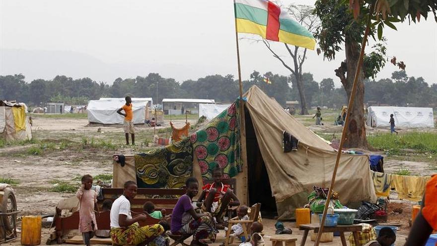 Al menos un centenar de muertos por luchas armadas en la República Centroafricana