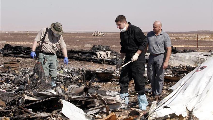 Rusia responde a Egipto que el siniestro del Airbus en el Sinaí fue un atentado