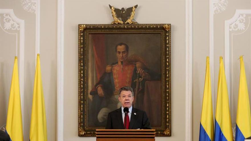 Santos: si no se aprueba el plebiscito de la paz, las FARC se devolverán a la selva