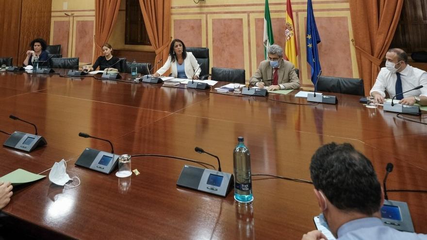 PSOE-A, Adelante y Vox impiden convocar un Pleno extraordinario el martes para debatir dos decretos
