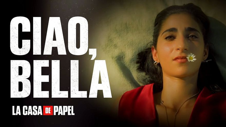 """El vídeo con el que 'La casa de papel' y Alba Flores se despiden de Nairobi: """"Ciao, Bella"""""""