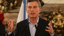 """Macri dice que la Carta Democrática """"no va a destrabar"""" el conflicto en Venezuela"""