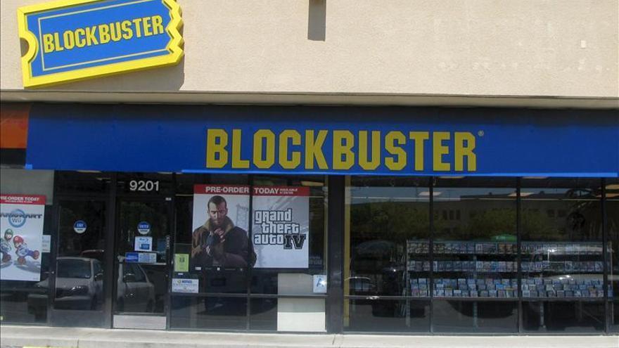 Blockbuster suspenderá el alquiler de DVDs y cerrará sus 300 tiendas en EE.UU.