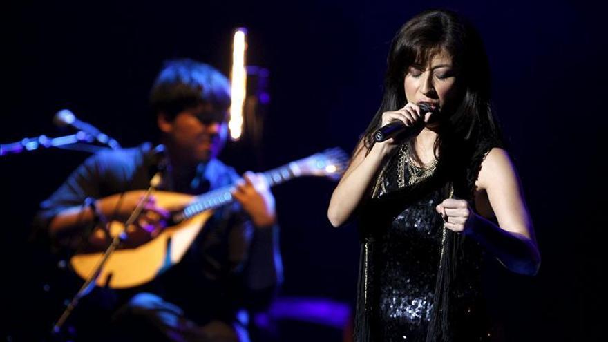 """Ana Moura renueva el fado con su último disco, """"Desfado"""""""