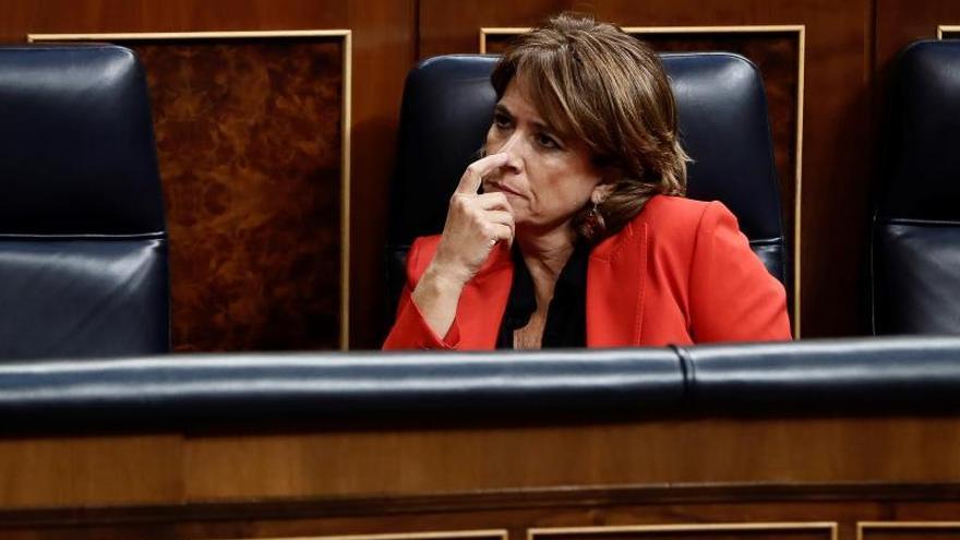 La Fiscalía desvincula a Delgado de la extradición investigada en el caso Villarejo