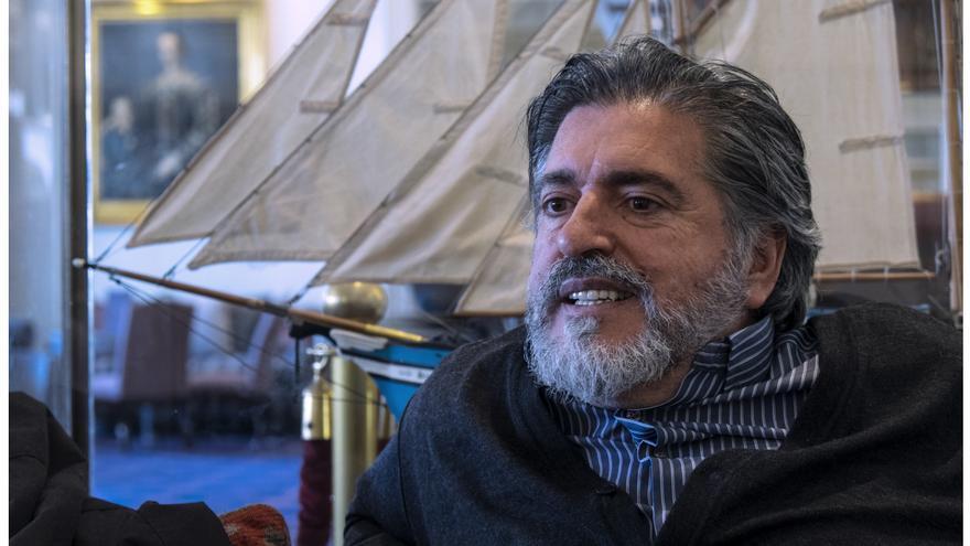 Jesús Eguiguren, expresidente de los socialistas vascos.