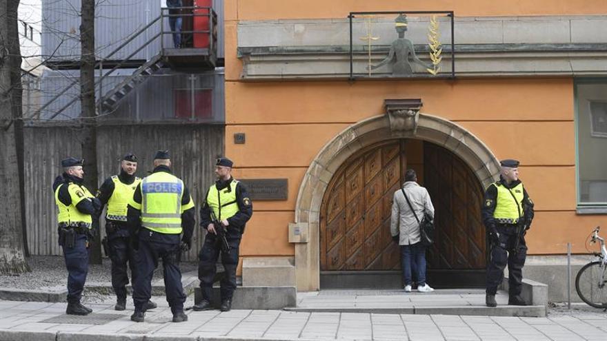 Prisión preventiva de un mes para el autor confeso del atentado de Estocolmo