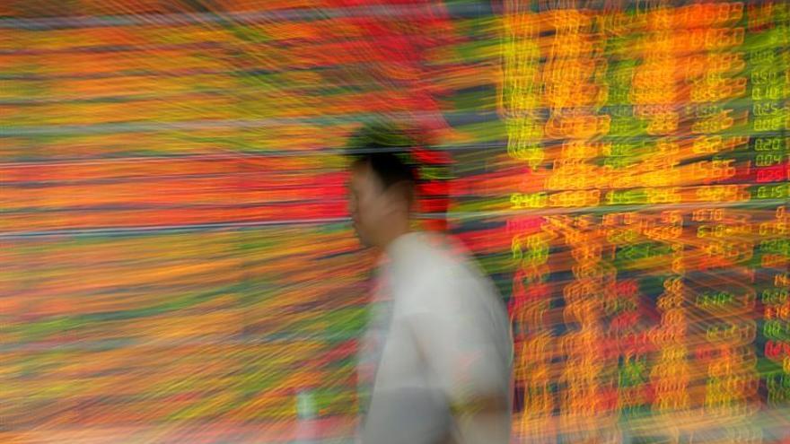 Las bolsas del Sudeste Asiático abren con pérdidas, salvo Tailandia