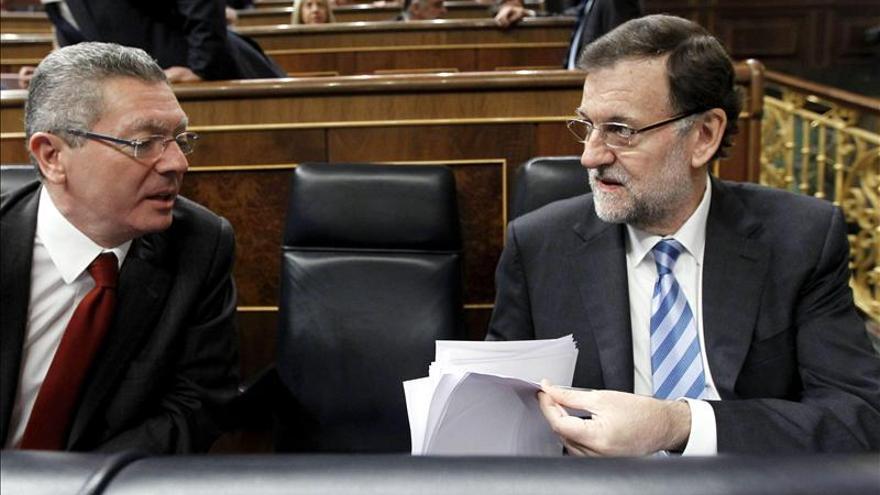 Rajoy reúne a la dirección del PP en pleno debate sobre el aborto