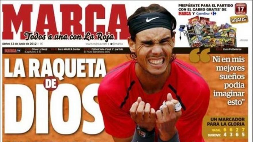 De las portadas del día (12/06/2012) #12