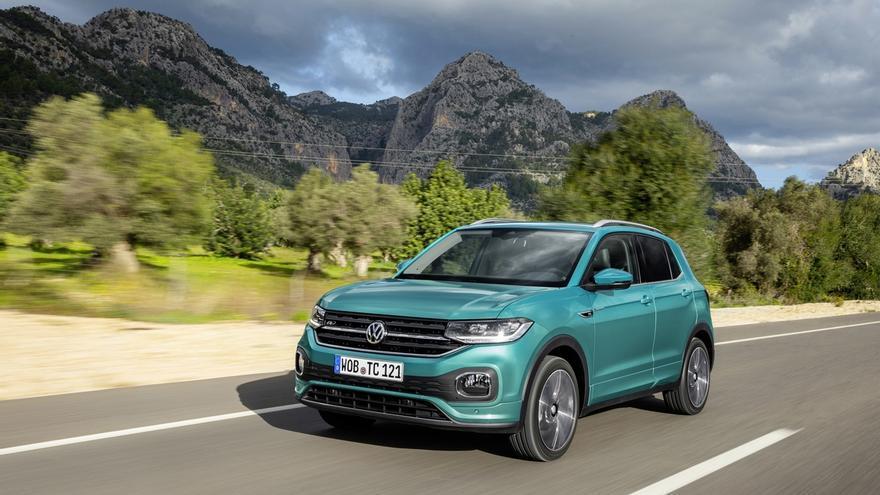 Volkswagen lanza en España el T-Cross, fabricado en Landaben y que completa su oferta de todocaminos