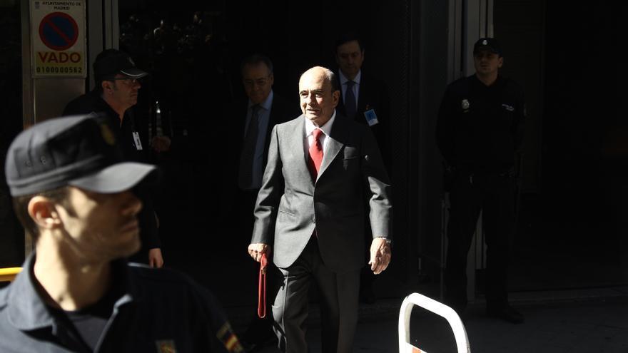 """Botín tras declarar durante 20 minutos ante el juez sobre Bankia: """"Todo ha ido bien"""""""