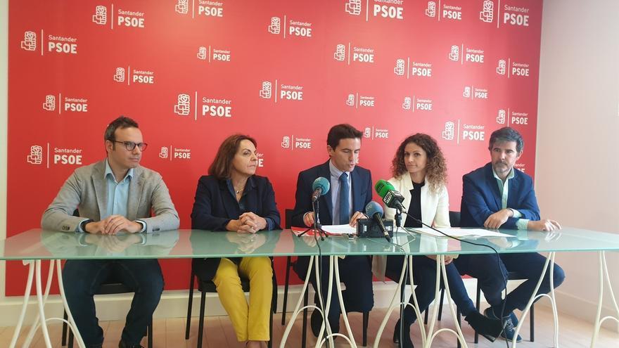 El PSOE critica la inacción del equipo de Gobierno y pide la convocatoria de todas las comisiones del Pleno