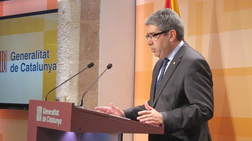 La Generalitat ofrece apoyo al Parlamento catalán para la defensa jurídica de la Declaración de Soberanía