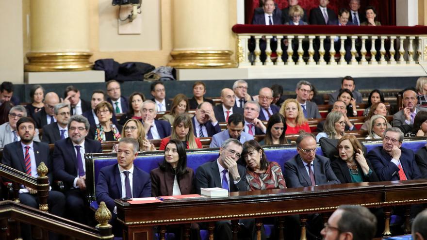 El Senado repite la votación para elegir a Pilar Llop presidenta, al no lograr mayoría absoluta en primera vuelta