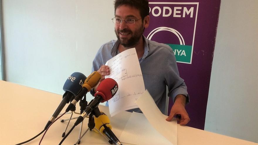 "Fachin (Podem) votará 'no' en el referéndum pero llama a participar ""masivamente"""
