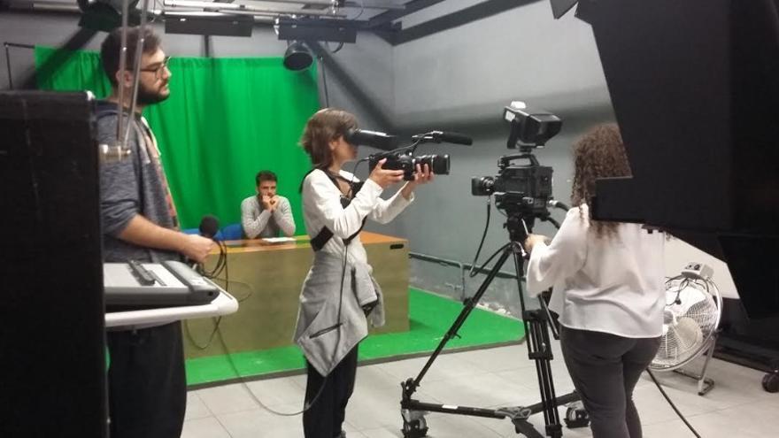 El proyecto se ha desarrollado en la Facultad de Ciencias de la Documentación y Comunicación en Badajoz / Colectivo Cala