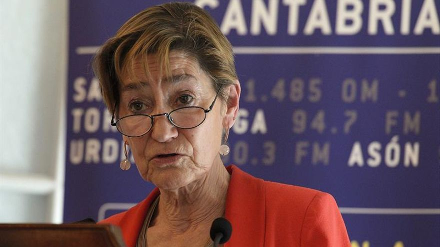 """La presidenta de la Abogacía cree que el """"tsunami"""" de la corrupción va a ser la vacuna"""