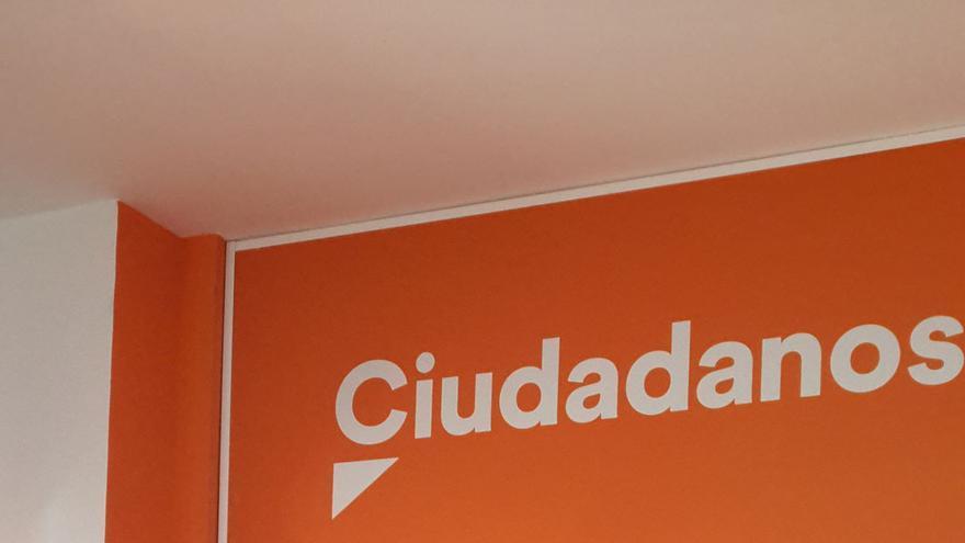 Orlena de Miguel, en la sede de Ciudadanos Castilla-La Mancha