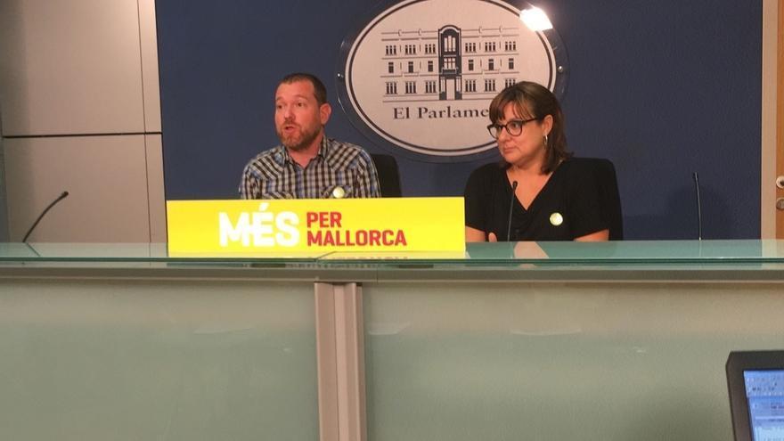 """MÉS per Mallorca afirma que es necesario un """"diálogo profundo"""" para solucionar la situación de Cataluña"""