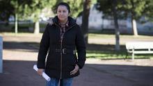 Esther, viuda y madre de cuatro hijas, ingresará en prisión por robar ropa / SANDRA BLANCO