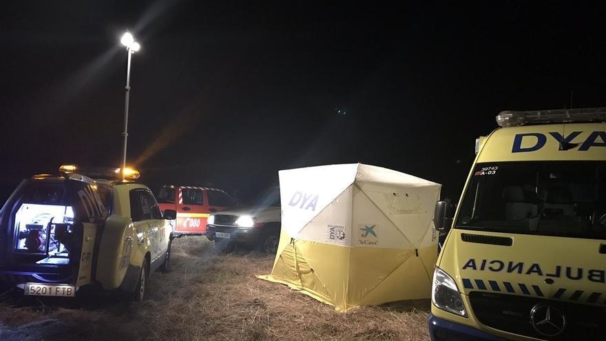 Se busca por tierra, mar y aire al joven buceador desaparecido anoche en Islares