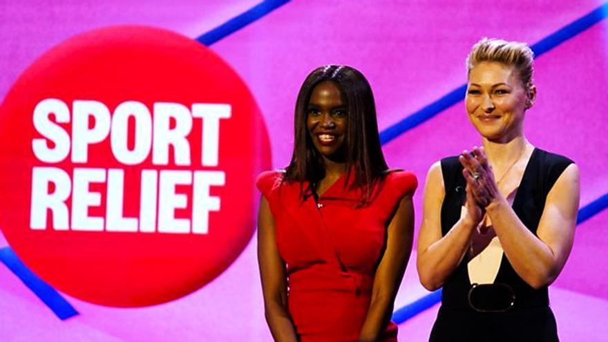 Sport Relief, uno de los últimos telemaratones de BBC