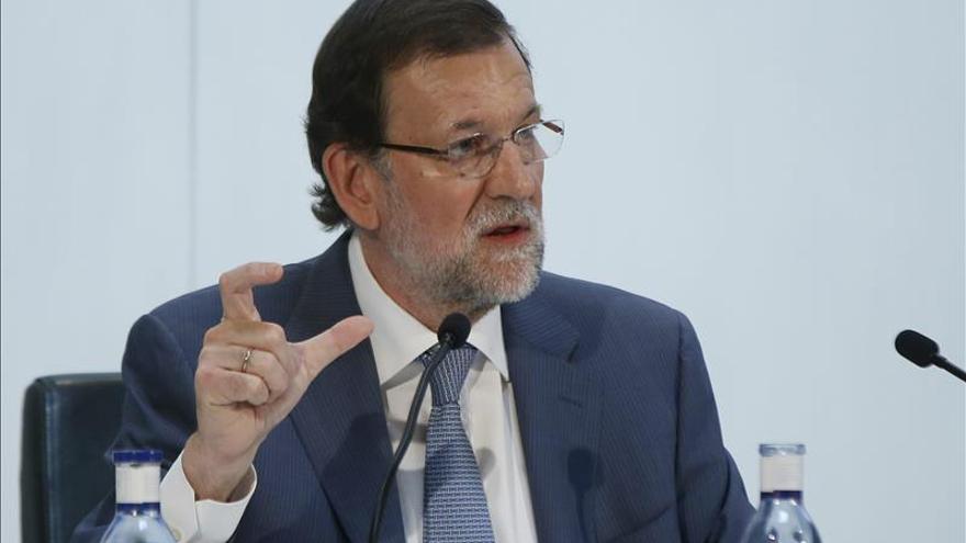 Rajoy clausura hoy el Congreso Nacional de Empresa Familiar en Alicante